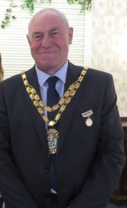 Mayor, Councillor Terry Duffy