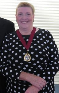 Deputy Mayor, Councillor Mary Cartwright
